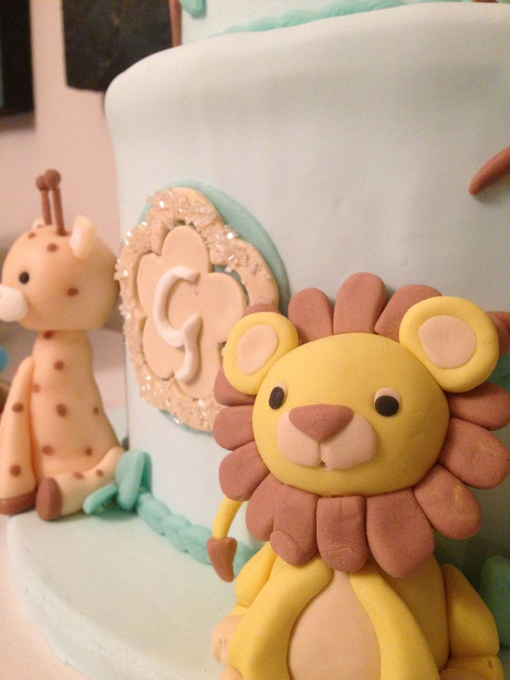 Cute jungle Cake