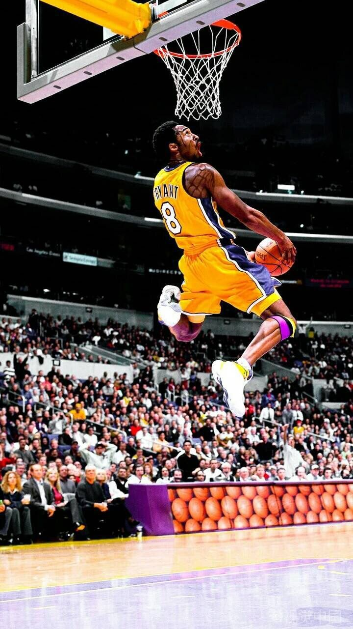 Download wallpapers Kobe Bryant, basketball, Los Angeles