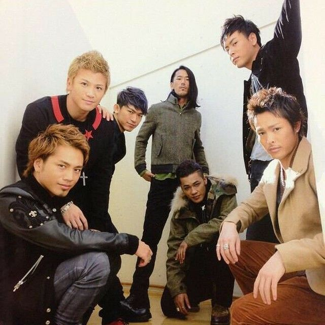 Ssndaime J Soul Brothers