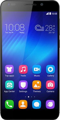 Huawei Honor 6 H60-L04 Price in India - Buy Huawei Honor 6 H60-L04 Black Online - Huawei : Flipkart.com