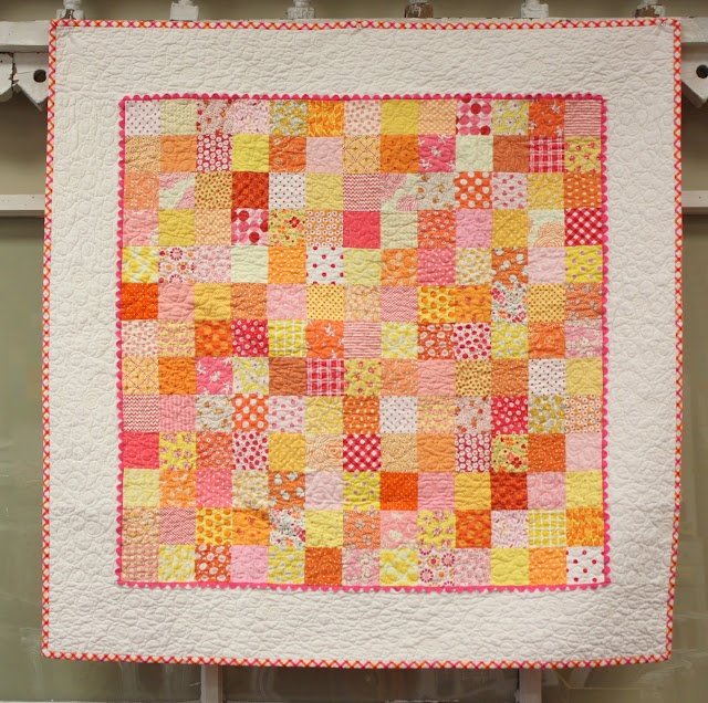 Diary of a Quilter - a quilt blog: Quilt Kits: Quilts Blog, Baby Quilts, Color, Quilt Kits, Quilts Idea, Quilts Kits, So Sweet, Beauty Quilts, Orange Quilts