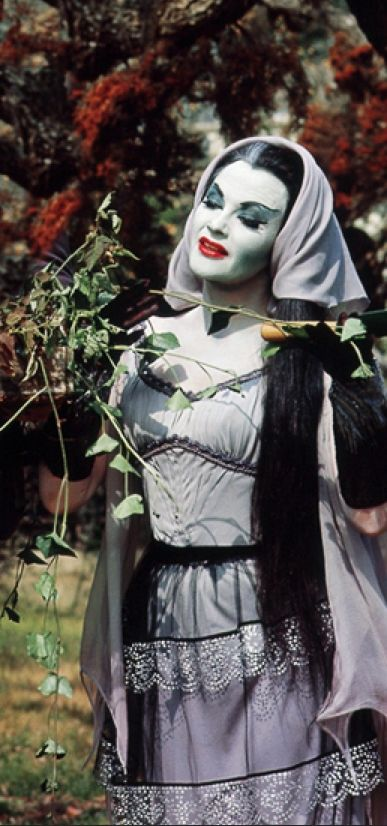 Lily Munster..No.. Yvonne De Carlo...one of the most gorgeous ladies of all time.