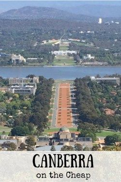 Australia's capital is not known as a tourist destination. There is a surprising amount to do in Canberra though, and most of it is free, making it a perfect budget destination. Here are the best things to do in Canberra on a budget.