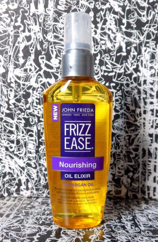 John Frieda Frizz Ease Nourishing Oil Elixir