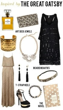 The Great Gatsby inspired