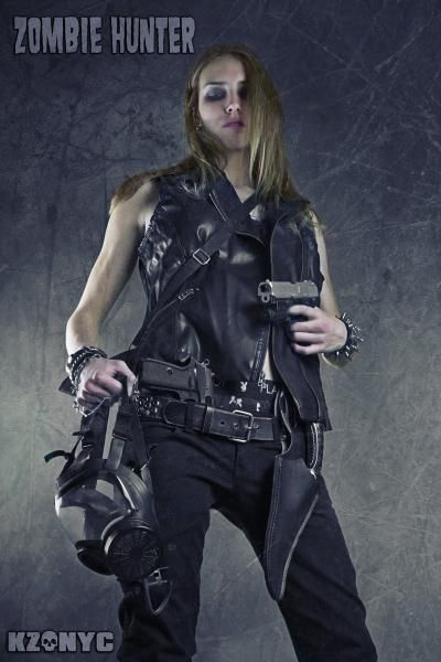 Calendar Costume Ideas : Best images about zombie hunters on pinterest gordon