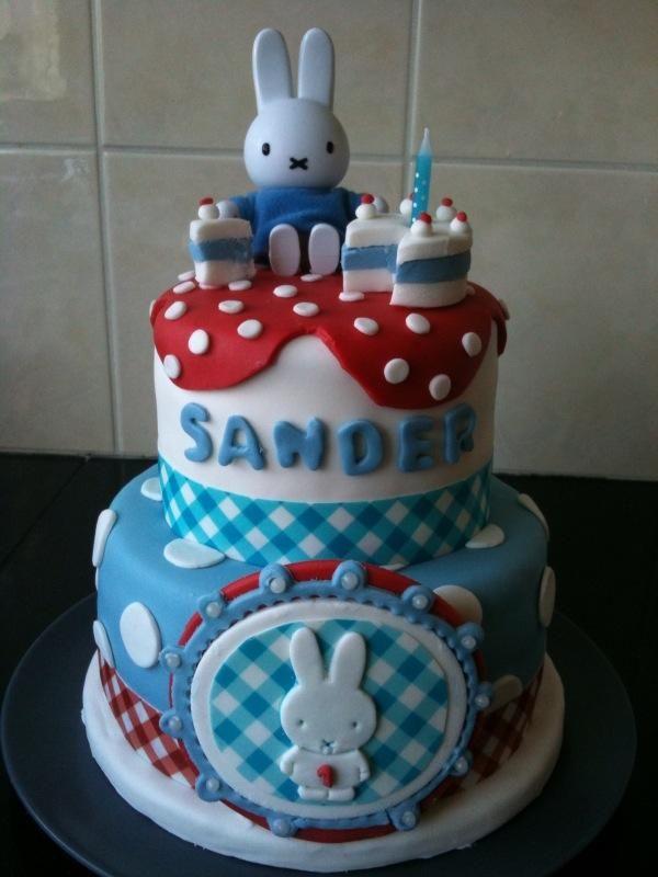 First birthday cake!