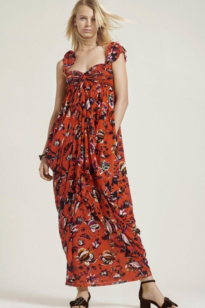 Diane Von Furstenberg Resort And Spring 2019 Collection Fashion Diane Von Furstenberg Fashion Show