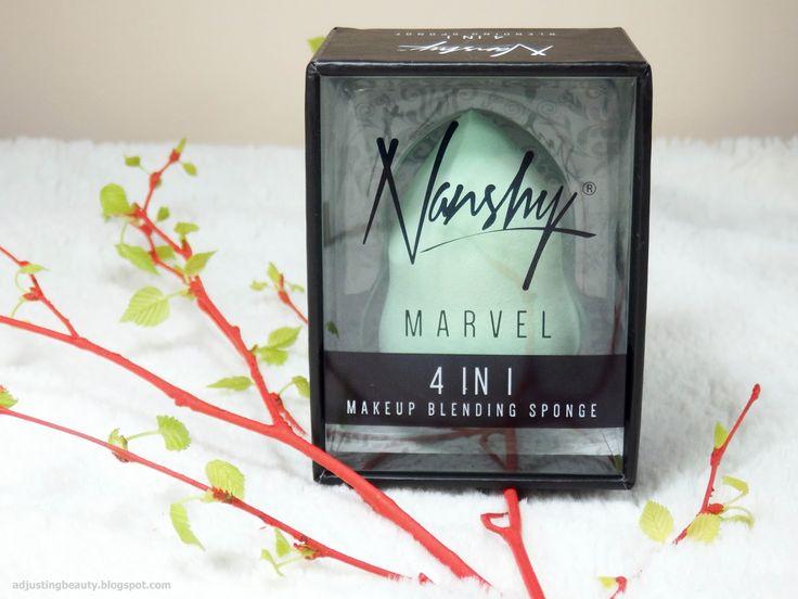 Nanshy 4-in-1 Blending Sponge