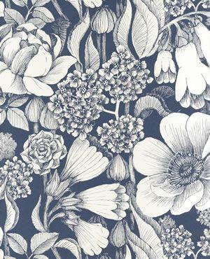 marimekko 4 galerie wallpaper #wallpaper #homedecor #vintage