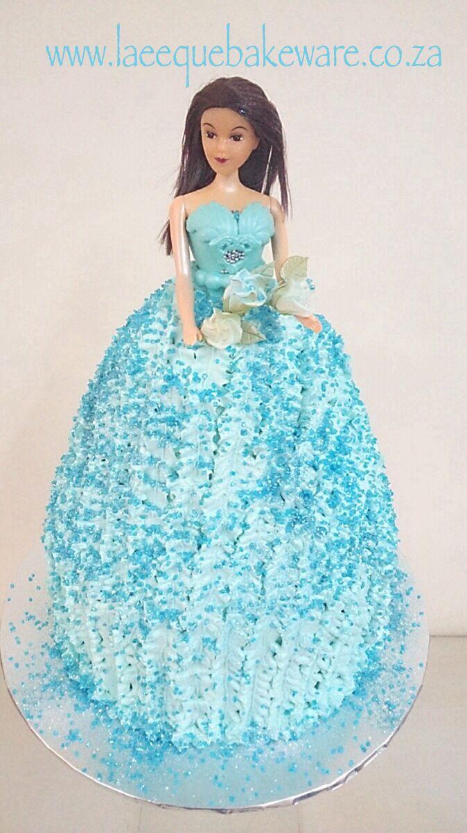 Freshcream doll cake