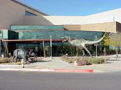 Albuquerque - New Mexico Museum of Natural History