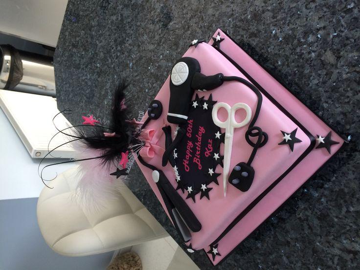 about hairdresser cakes on Pinterest | Hairdresser cake, Hairdresser ...