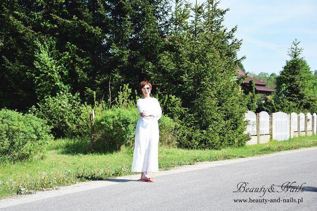 Beauty & Nails: TOSAVE.COM - piękna, biała sukienka z koronką :)