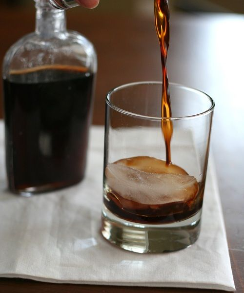 Sugar Free Homade Coffee Liqueur | All Day I Dream About Food