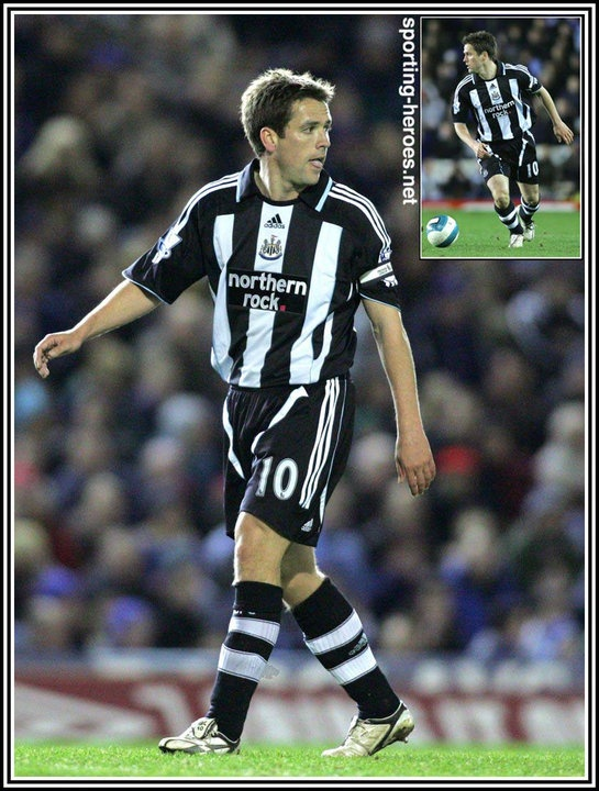 Michael OWEN Newcastle United