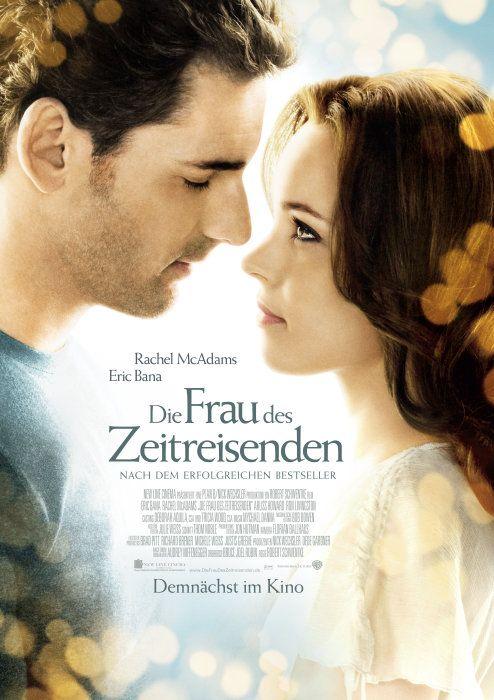 Poster zum Film: Frau des Zeitreisenden, Die