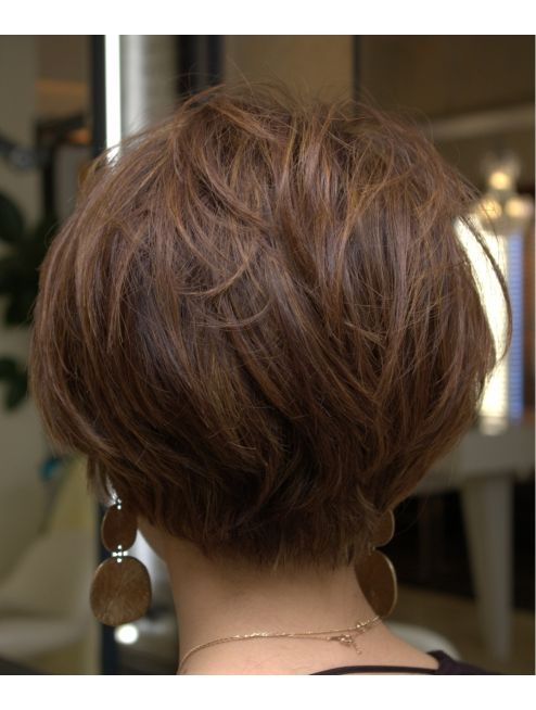 s haircut back of 1359 best hairstyles images on pixie 1359