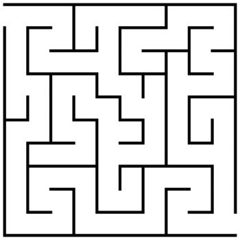Maze Clipart for Commercial Use 30 Mazes | Clip art ...