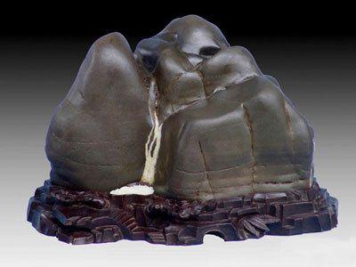 suiseki stones | Japanese Suiseki and Chinese Viewing Stone