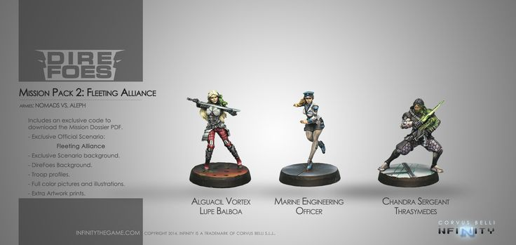 Mission Pack 2: Fleeting Alliance