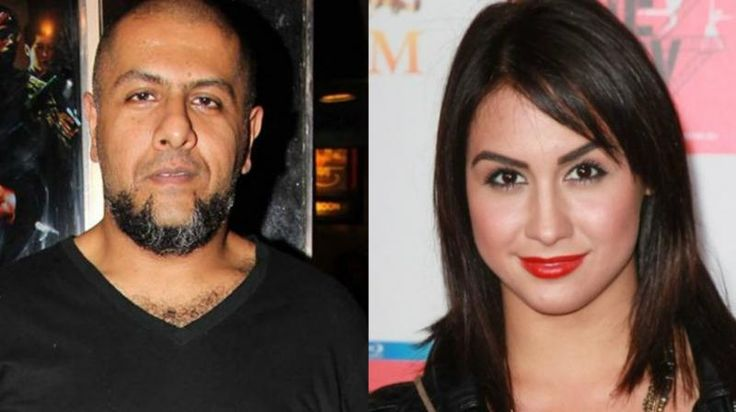 Is Lauren Gottlieb the new girl in Vishal Dadlanis life after his divorce?