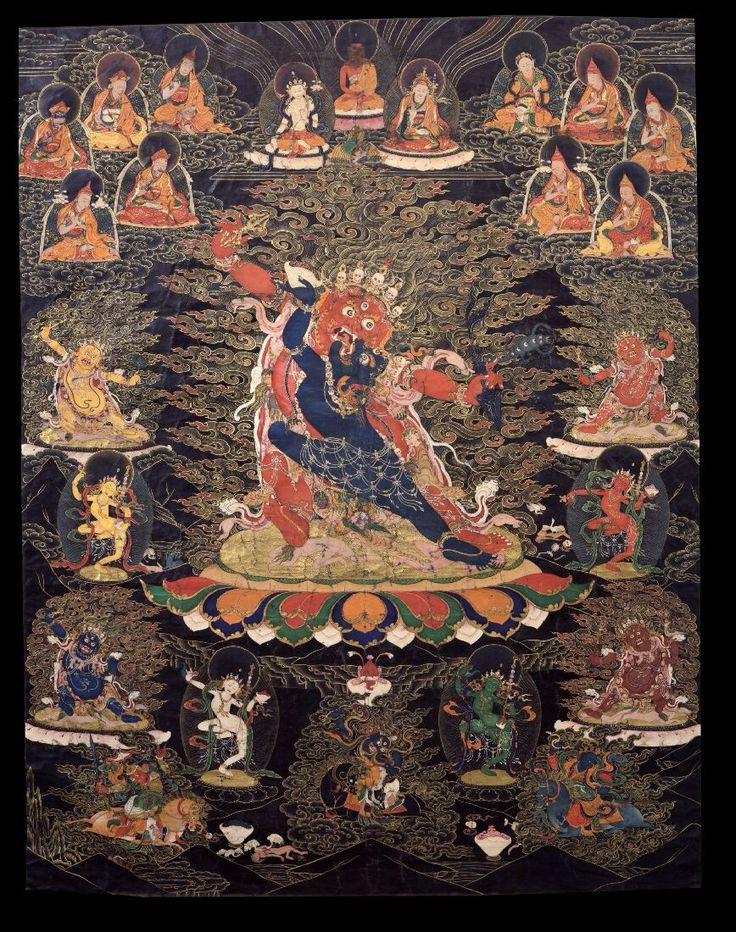 Vajrayana Buddhism.