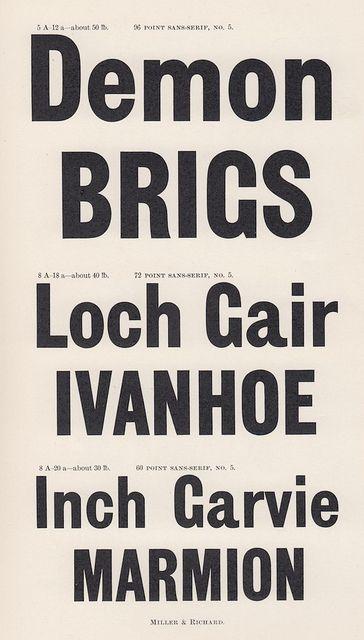Sans-Serif No.5 60-96 by Kris Sowersby, via Flickr