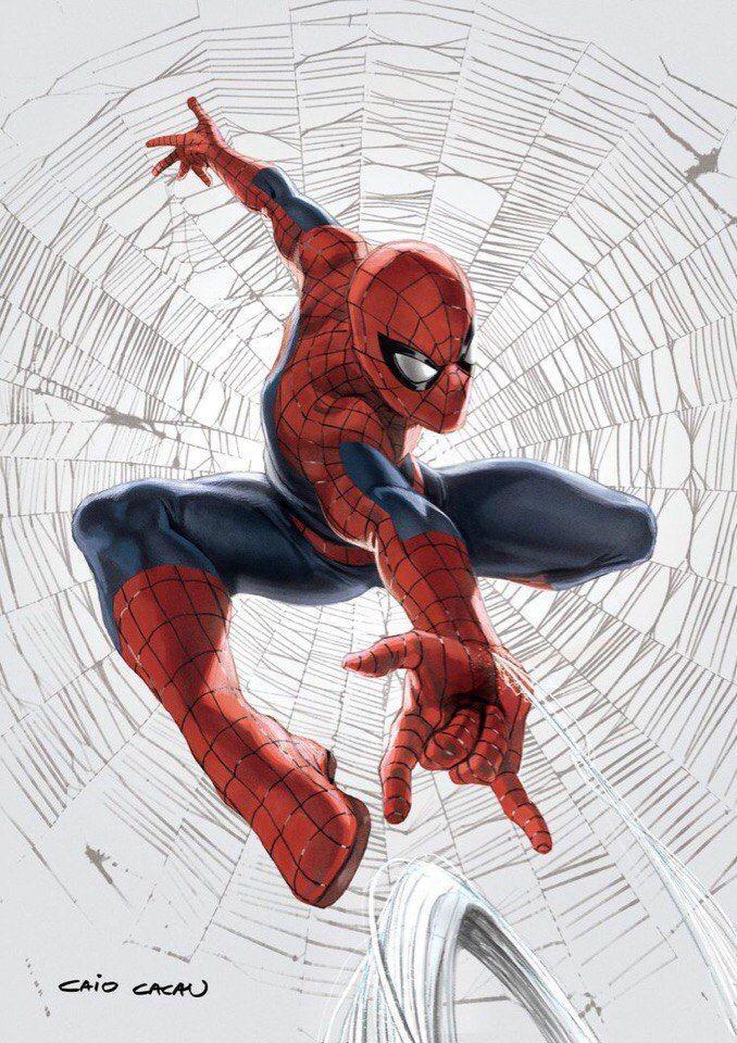 Человек-Паук   THWIP   Spider-Man