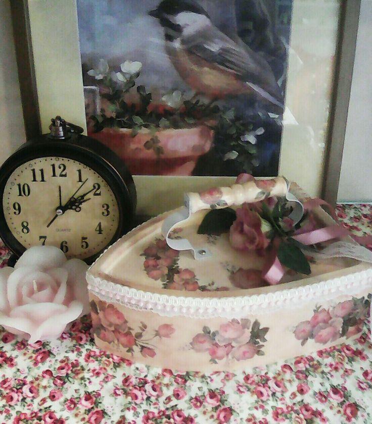 Rose box vintage 💛💛💛
