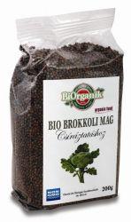 Naklíčené semená : BIO Brokolicové semienka 200g
