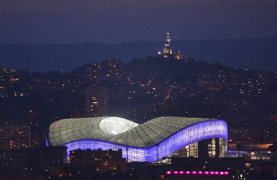 Stade Velodrome - Olympique Marseille (67.000)