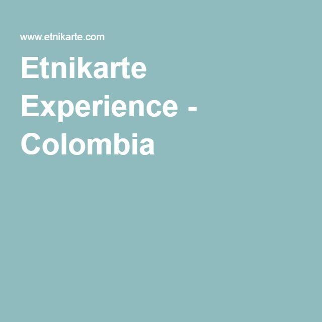 Etnikarte Experience - Colombia