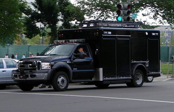 ◆United States Secret Service Ford ESU◆