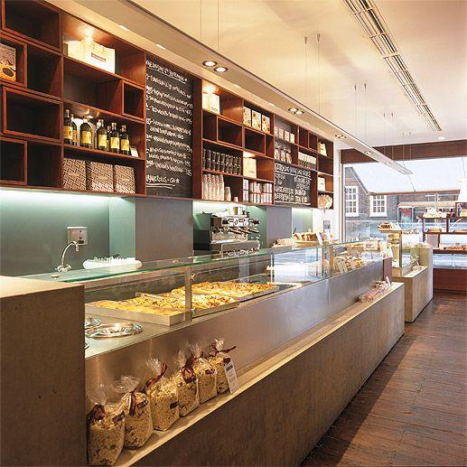 65 best bakery petit cafe interior design images on for Bakery interior design