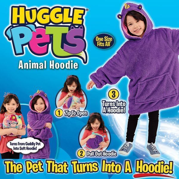 Huggle Pets Hoodie Hooded Winter Coat Hooded Sweatshirts Hoodies
