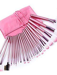 pinceaux de maquillage 22 pcs cosmétiques doux professionnels supérieurs composent kit kabuki   pinceaux de maquillage de brosse set