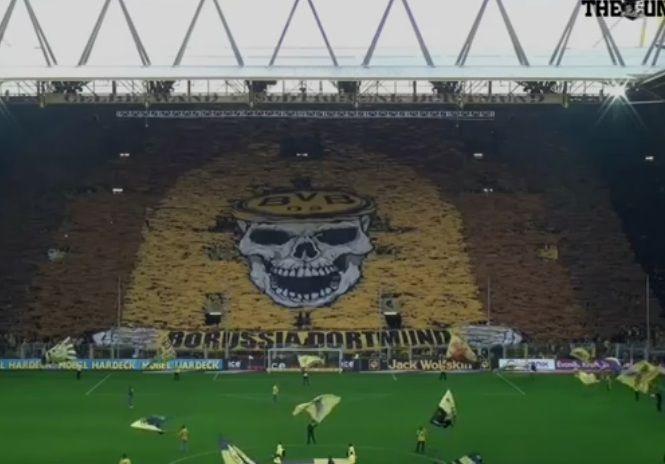 Tifo / Dortmund