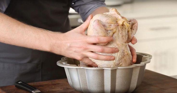 Revisitez votre façon de cuire le poulet grâce à cette astuce BRILLANTE!