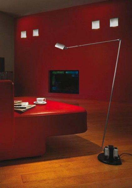Floor lamp #Daphine Terra Classic, #Lumina