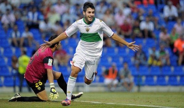 Carles Gil jugará en el Valencia la próxima temporada - http://mercafichajes.es/09/10/2013/carles-gil-valencia-proxima-temporada/