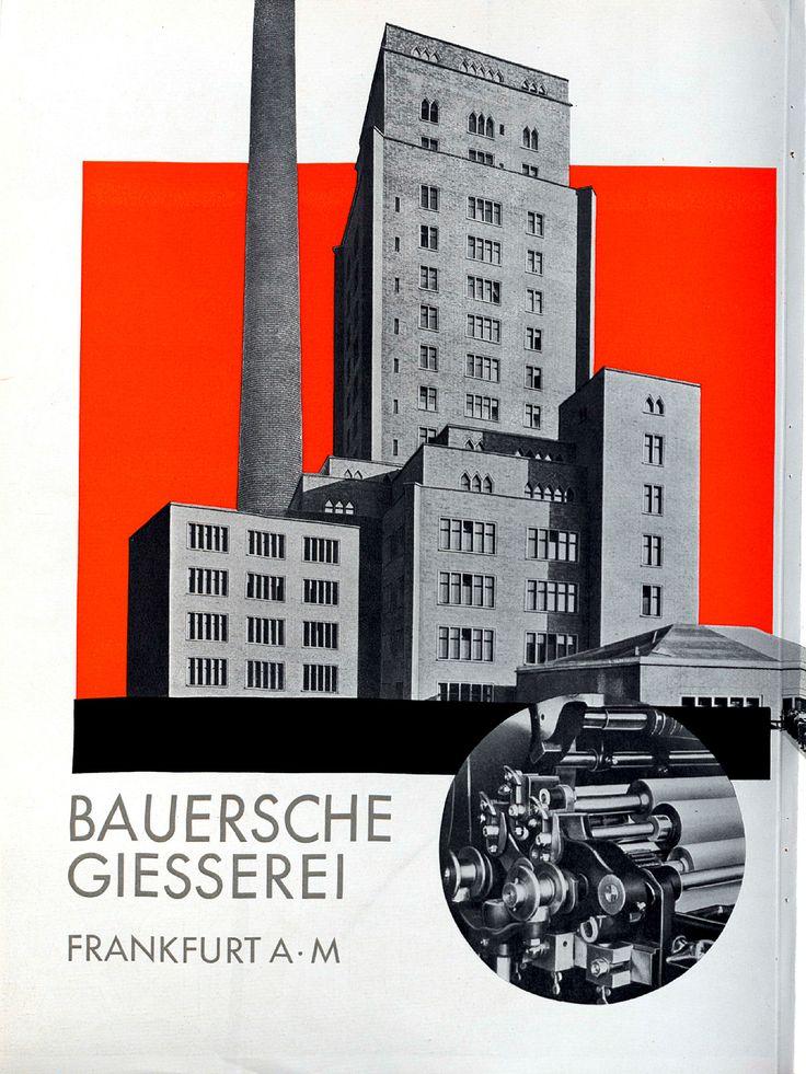 """Beilage """"Für Fotomontage – Futura"""" S. 2 Gebrauchsgraphik, Jhg. 6, Heft 3 (März), 1929, S. 49–52"""