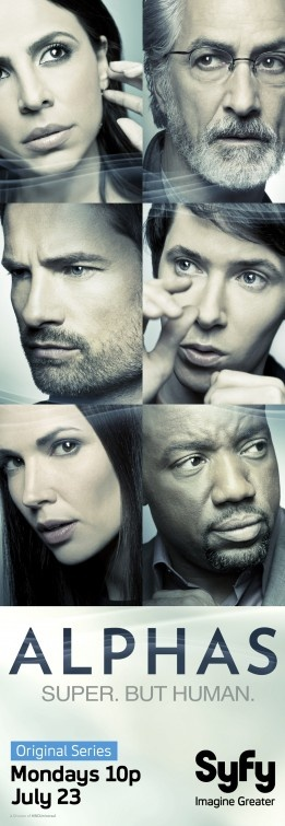 Alphas!!! Awesome tv show!!