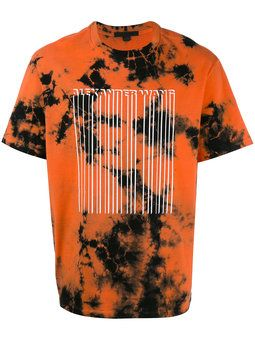 bonded barcode T-shirt