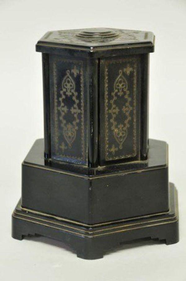 Mechanical Music Box Cigarette Dispenser Pre Owned | EBay