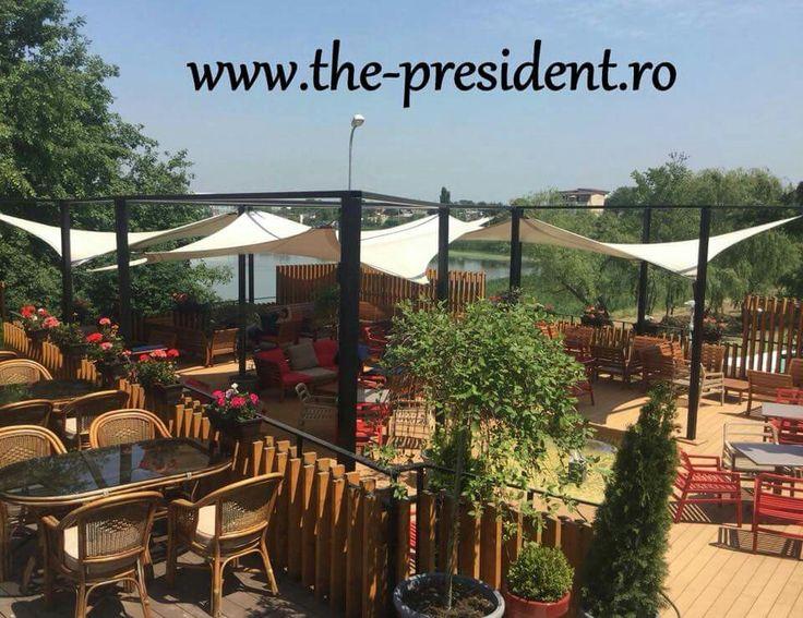 Va asteptam sa petrecem un weekend de excepție pe terasa #ThePresident! Preparate delicioase va stau la dispoziție intru-un decor superb!