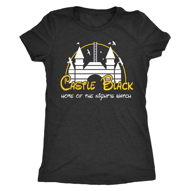 Castle Black Magic Kingdom - Women's