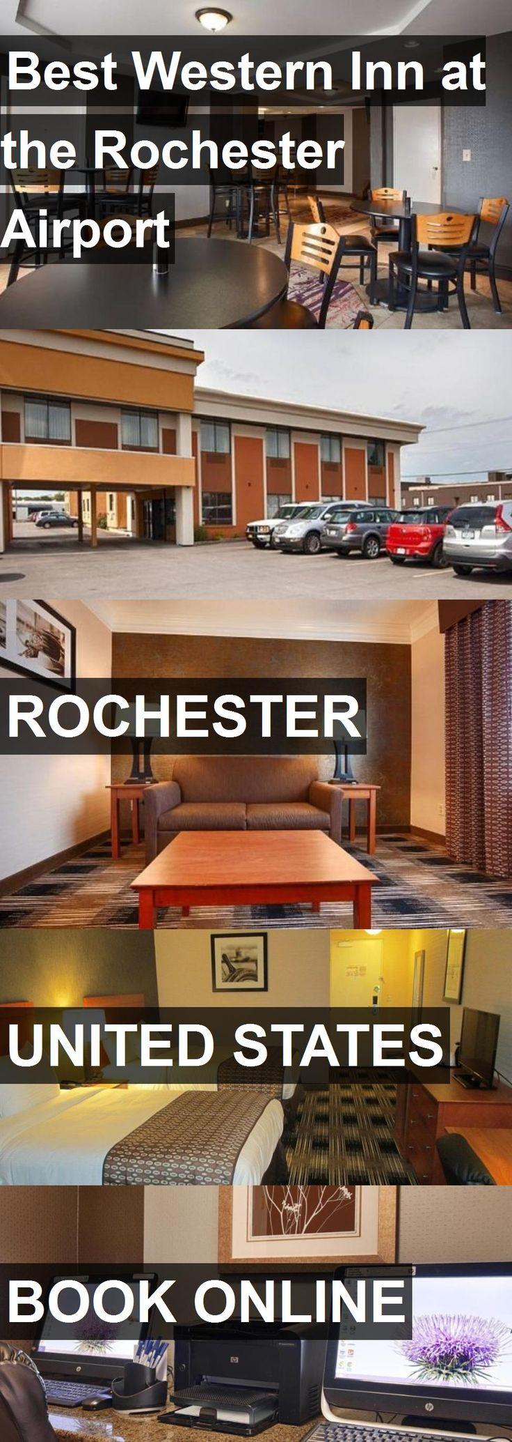 Hotel Best Western Inn at the Rochester Airport in Rochester, United States. For more information, photos, reviews and best prices please follow the link. #UnitedStates #Rochester #travel #vacation #hotel