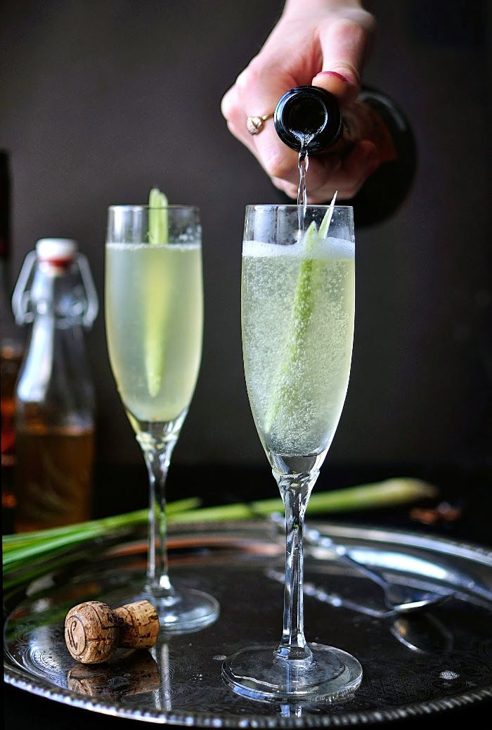 17 best images about pop fizz clink on pinterest for Champagne mixed drinks