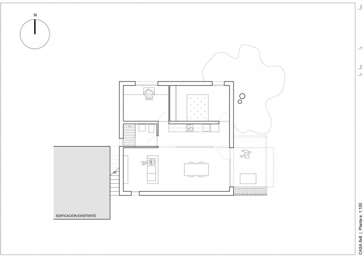 136 best ideas about floor plan plano on pinterest for 8x8 house plans